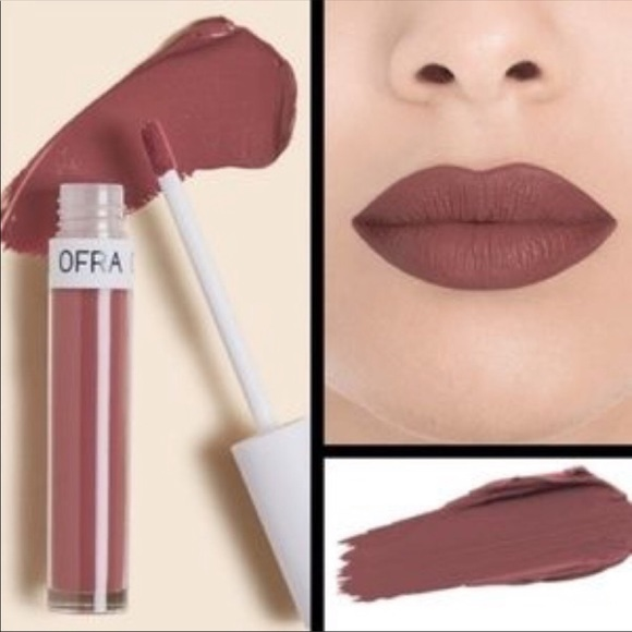 🌻 OFRA - Long Lasting Liquid Lipstick   Mocha